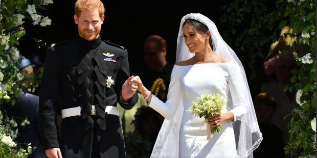 PRINC HARRY WEDDING