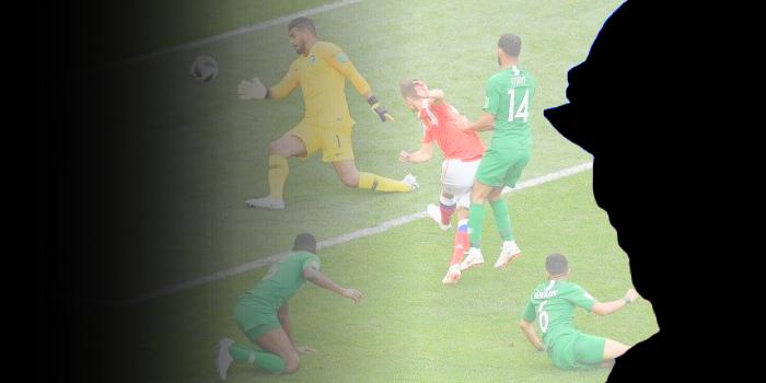 Arabia Saudita Copa 2018