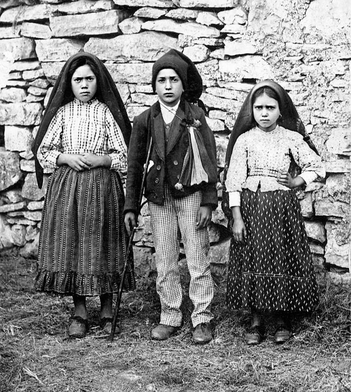 Lúcia, Francisco e Jacinta