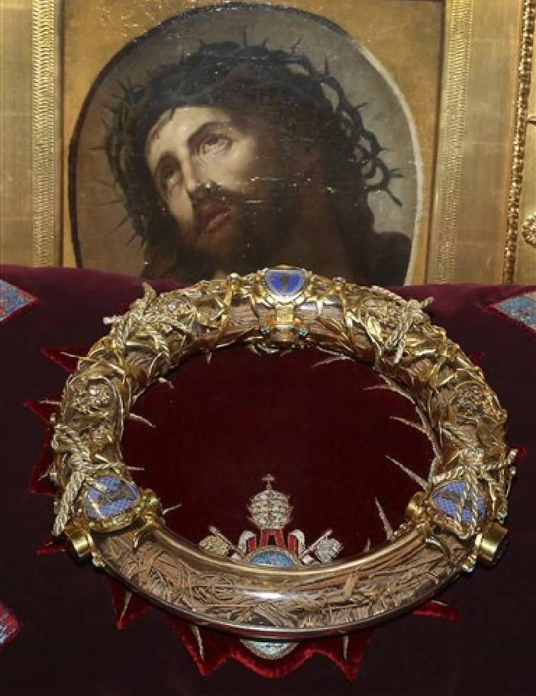Coroa de Espinhos - Paris