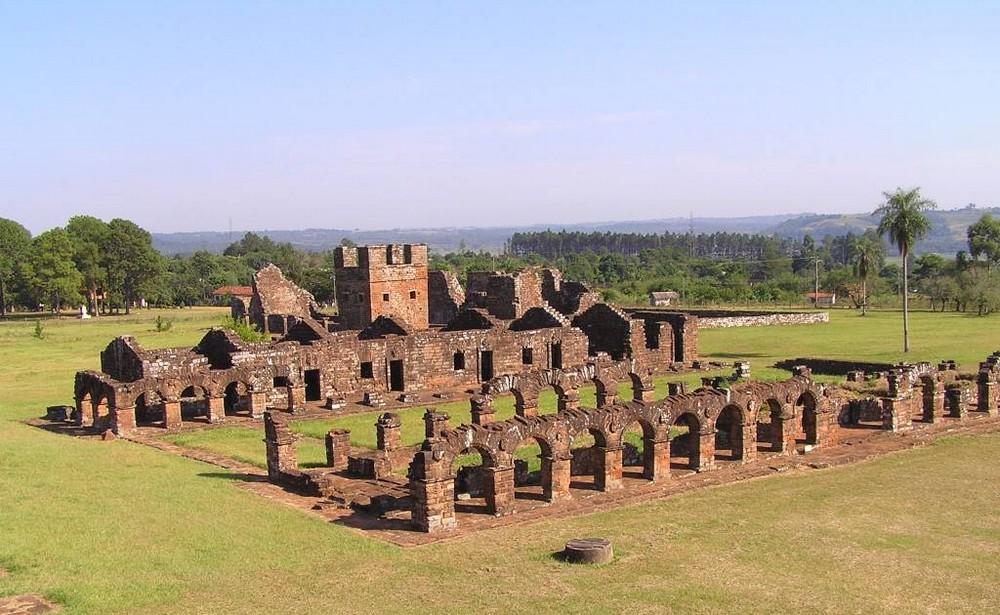 missões jesuíticas Paraguai