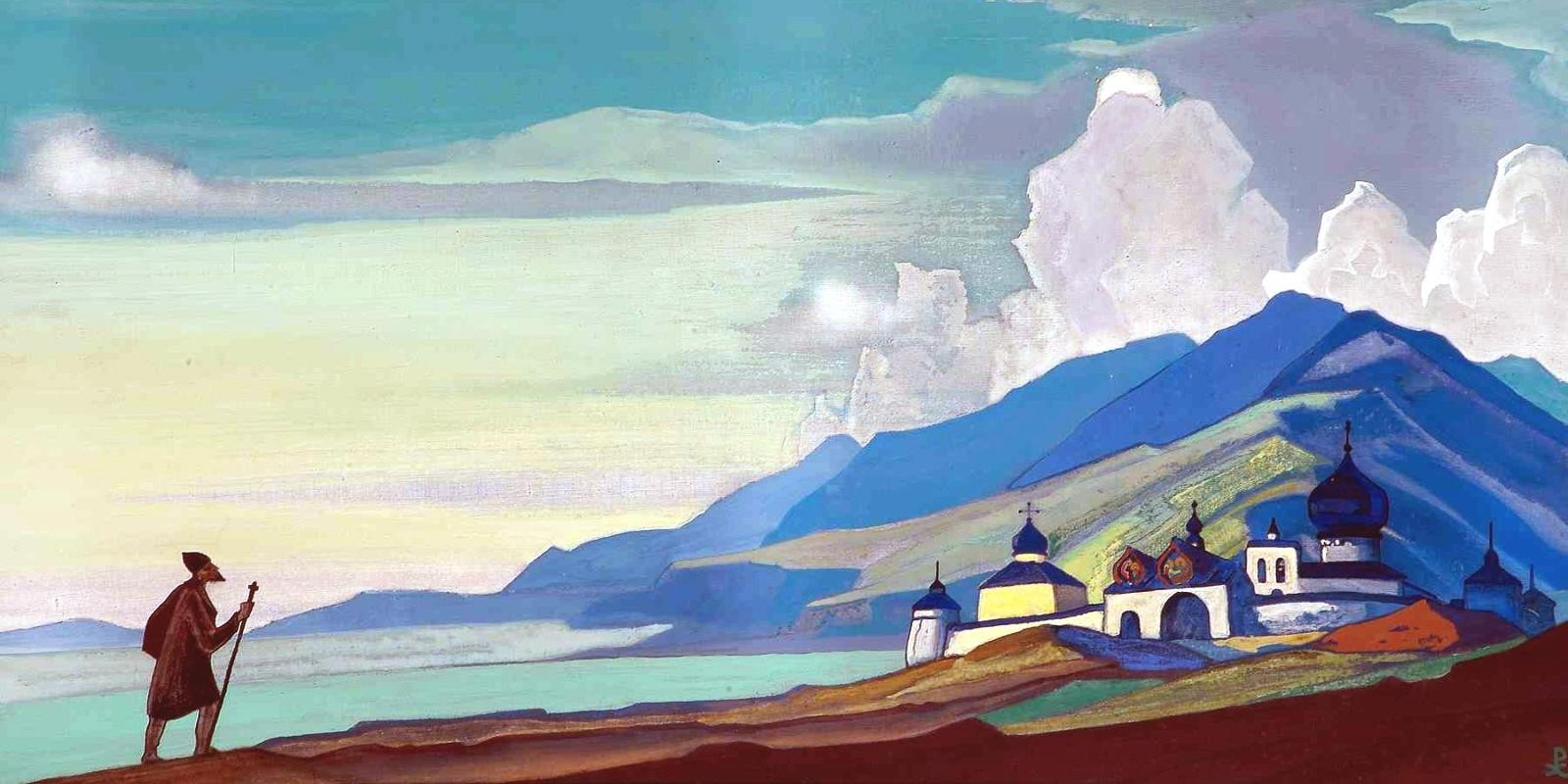 Nikolai Roerich Peregrino