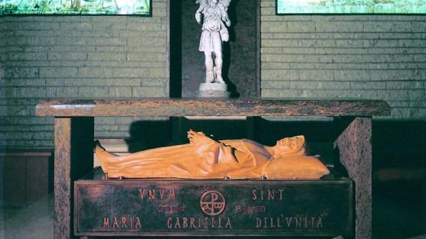 MARIA GABRIELLA SAGHEDDU
