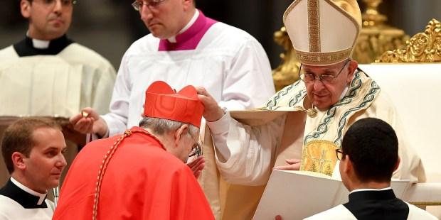 POPE FRANCIS,MERINO
