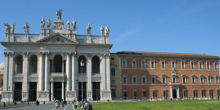 APOSTOLIC PALACE OF THE LATERAN,ROME