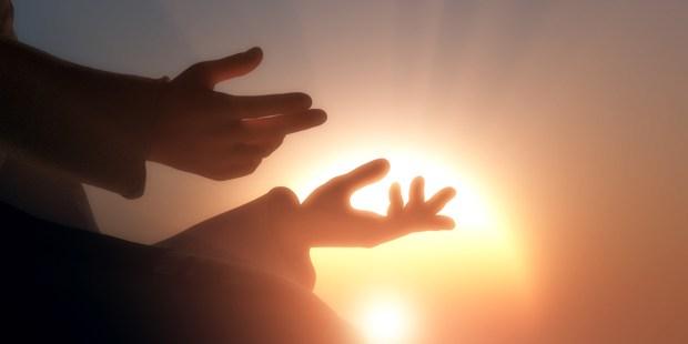 JESUS,HANDS,HEAVEN