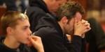 MAN,PRAYING,CATHOLIC,MASS