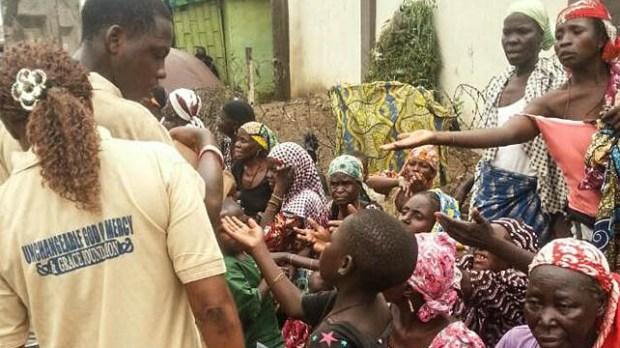 NIGERIAN PEOPLE