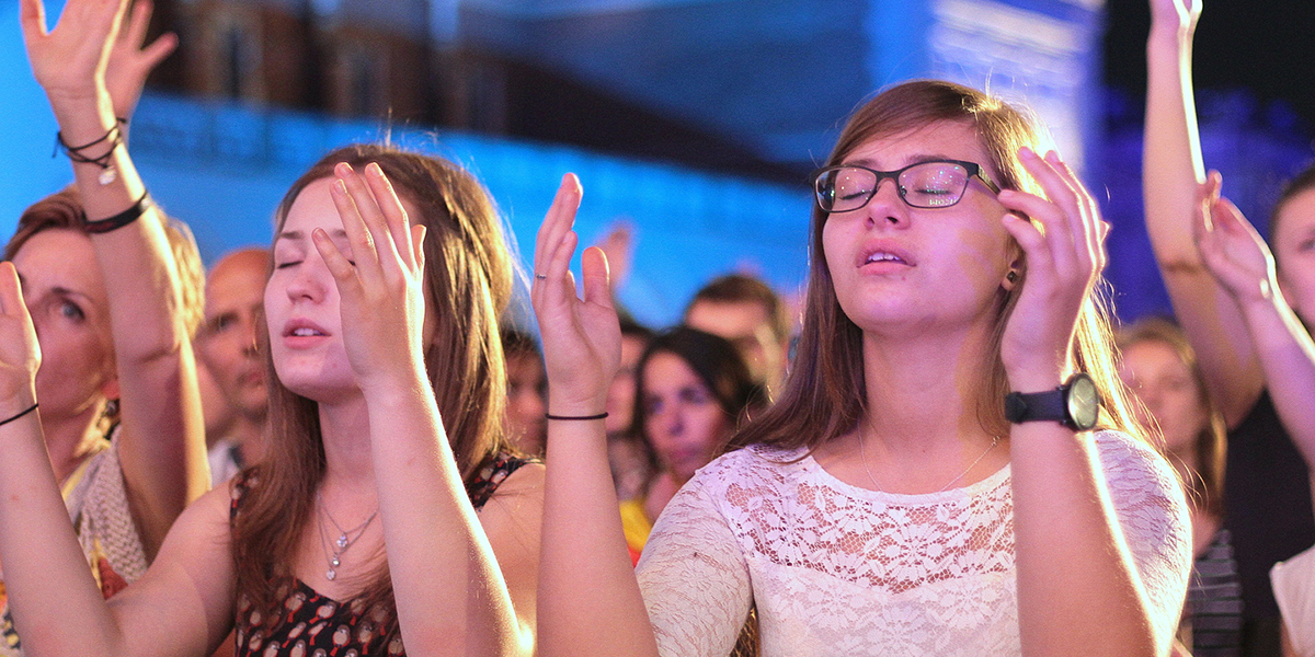WORLD YOUTH DAY JULY 25, 2016