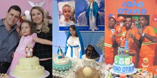 aniversários temáticos crianças