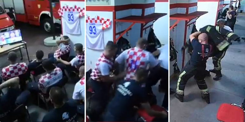 bombeiros Zagreb Croácia