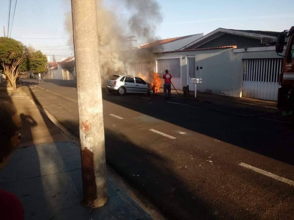 FIRE,CAR