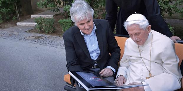 Papa Emérito Bento XVI fotos