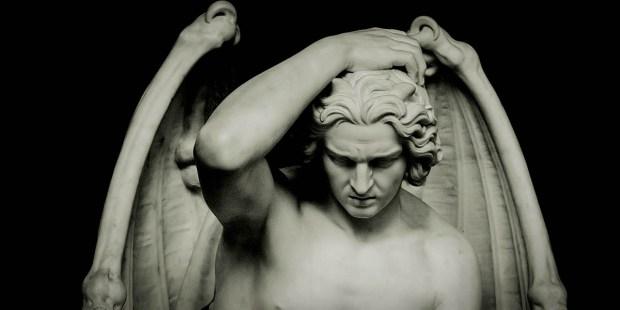 FALLEN ANGEL,SATAN