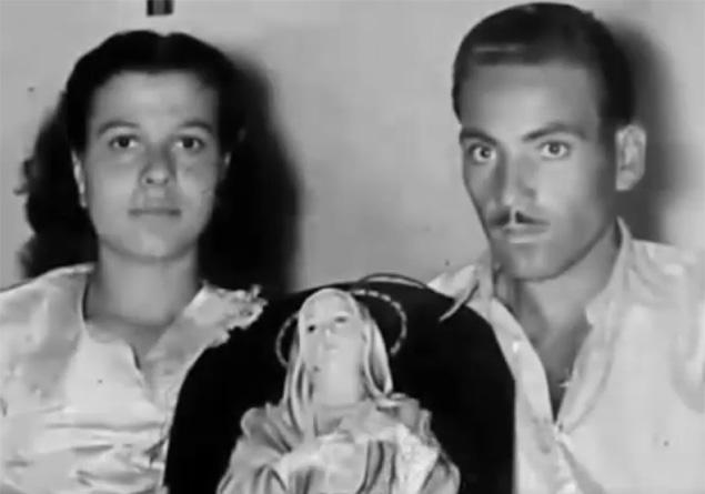 Angelo Iannuso e Antonina Giusto