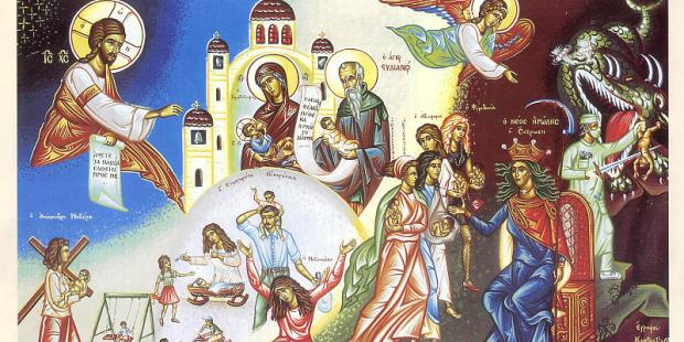 icone ortodoxo aborto