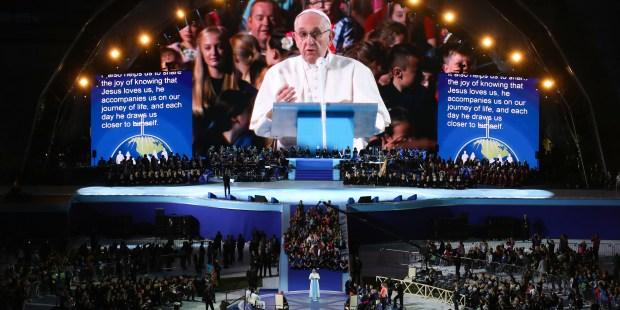 POPE FRANCIS,MMWMOF
