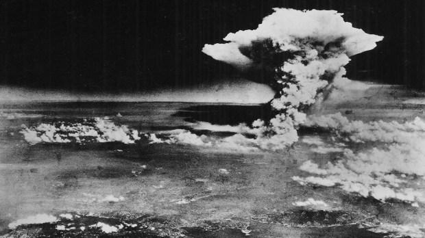 HIROSHIMA,ATOM BOMB,EXPLOSION