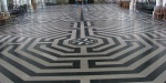 CHURCH LABYRINTH