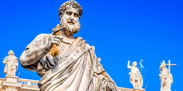 São Pedro e a Tradição da Igreja