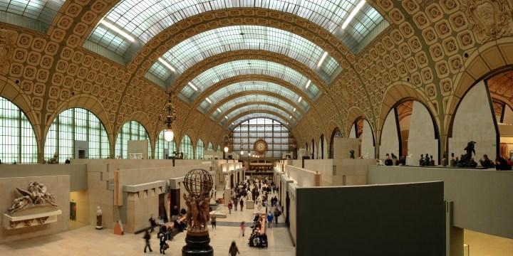 MUSEE D'ORSAY; PARIS