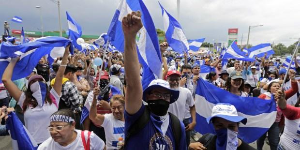 NICARAGUA UNREST