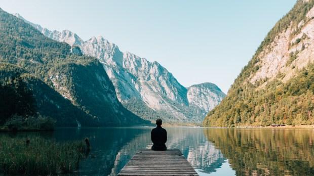 REFLECTING,THINKING,ALONE