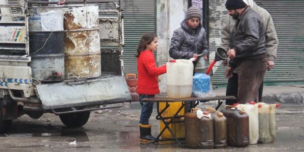 IDLEB SYRIA
