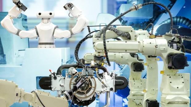ROBOT INDUSTRY