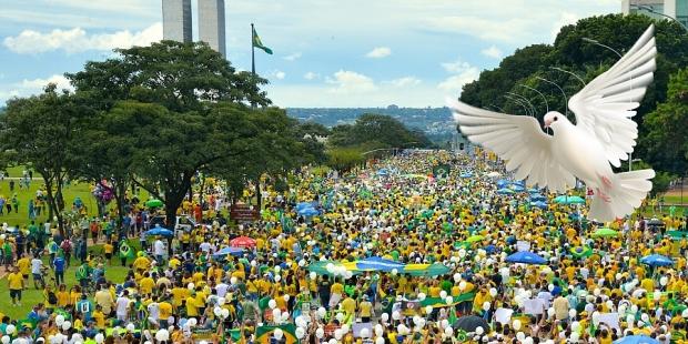 Brasil oração Espírito Santo