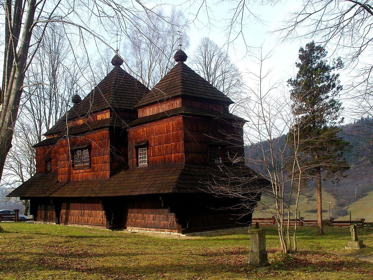 CHURCH SMOLNIK