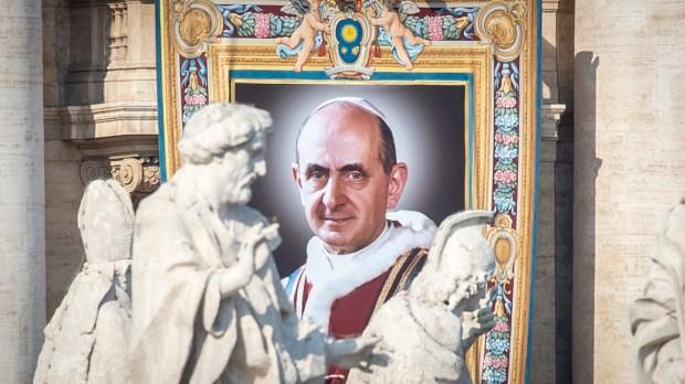 SAINT POPE PAUL VI