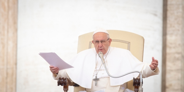 POPE FRANCIS AUDIENCE