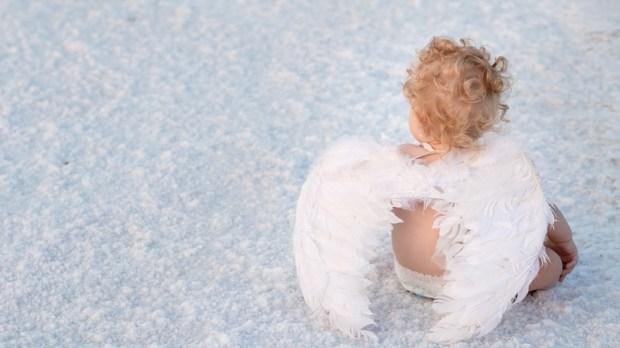 Bebê anjo