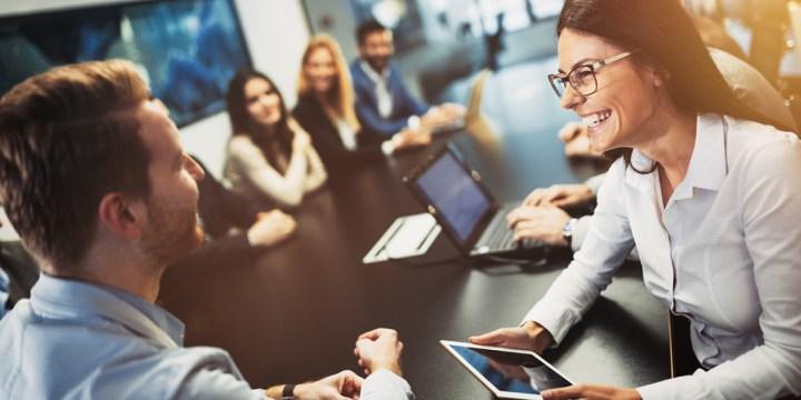 Valores na empresa e no trabalho