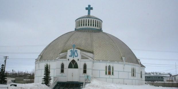 IGLOO CHURCH; CANADA