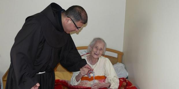 Franciscanos Síria