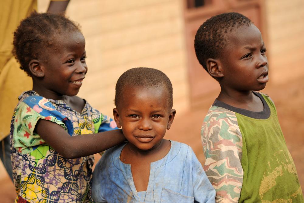 BAMBINI, KENIA, AFRICA
