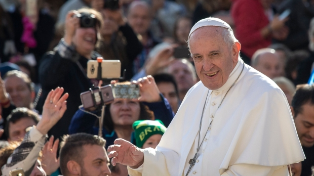 POPE FRANCIS;