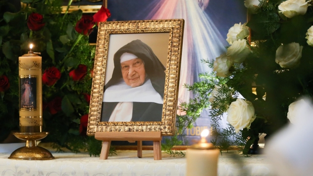 CECYLIA MARIA ROSZAK, FREIRA QUE SALVAVA JUDEUS NA II GUERRA