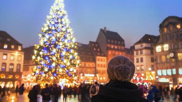 STRASBOURG CHRISTMAS