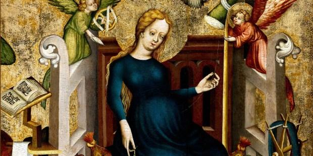 PREGNANT VIRGIN,MARY