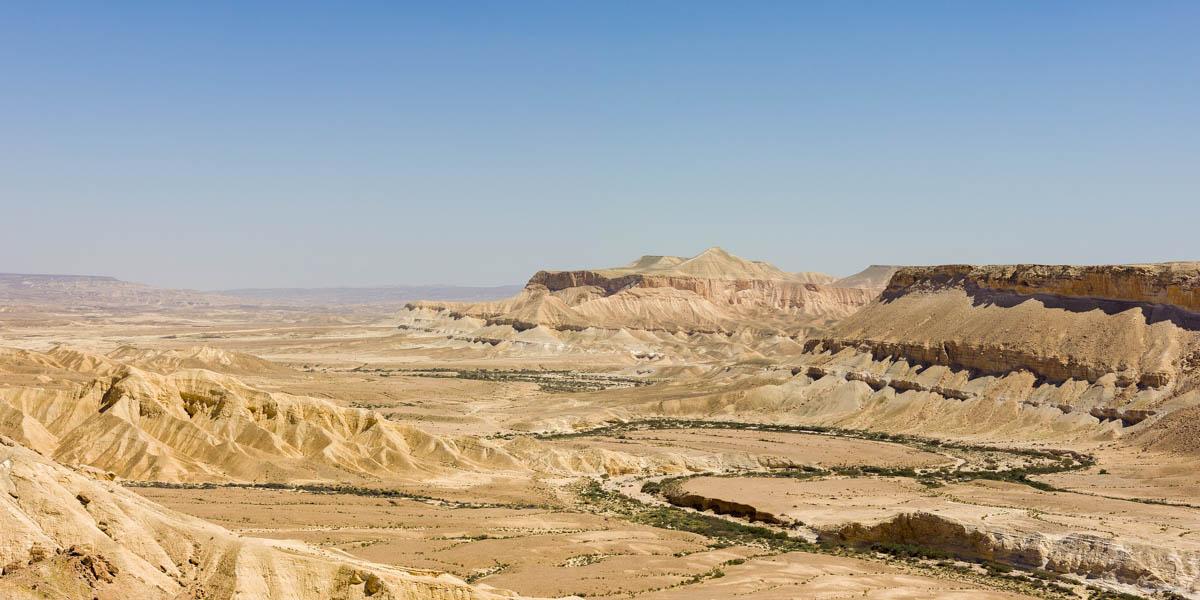 Deserto de Negev