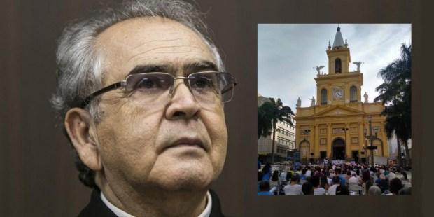 Padre Zezinho catedral Campinas