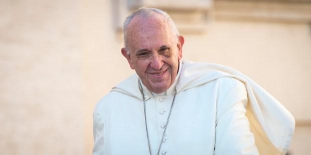 POPE BLACK EYE