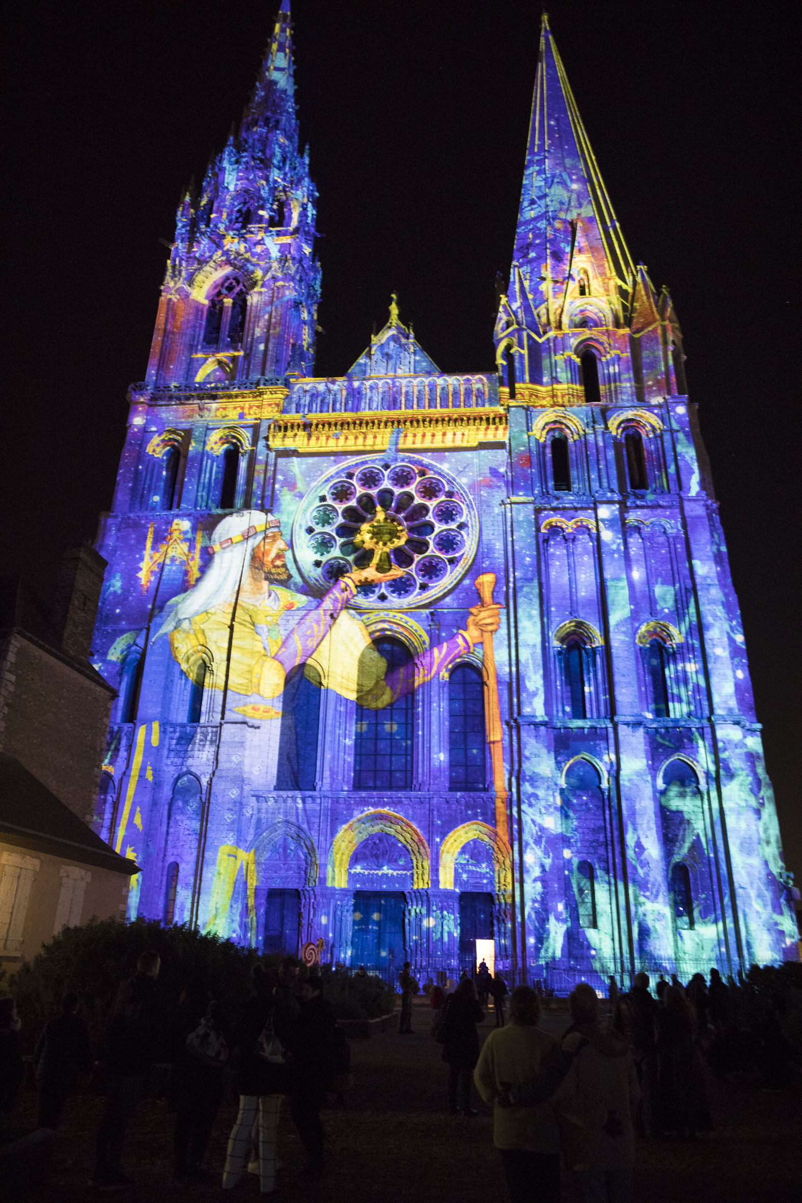 CHARTRES LIGHTS