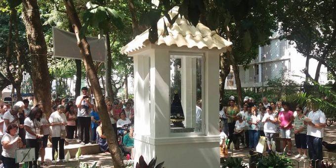 Oratorio Praça Milton Campos