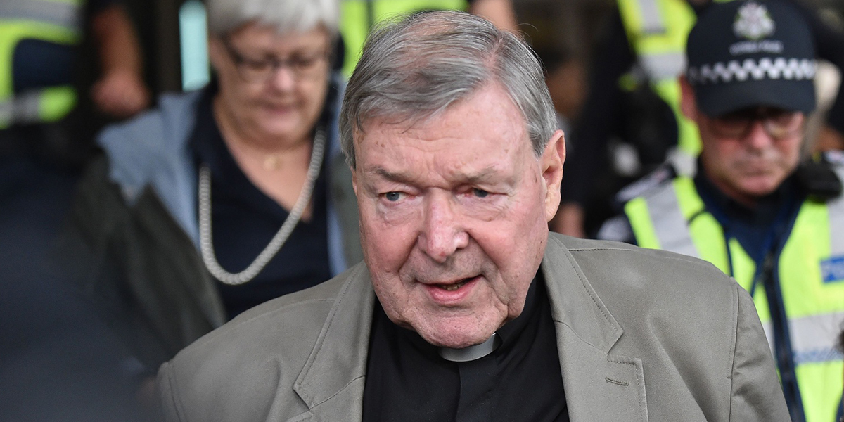 Cardeal George Pell