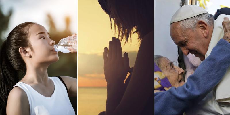 3 dimensões quaresma jejum oração esmola