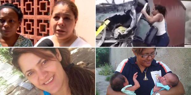 4 heroinas brasileiras